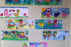 Grade 2 second art term 4